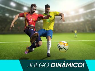 Screenshot 7 de Football Cup 2020: Juegos de Futbol para android