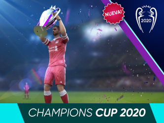 Screenshot 9 de Football Cup 2020: Juegos de Futbol para android