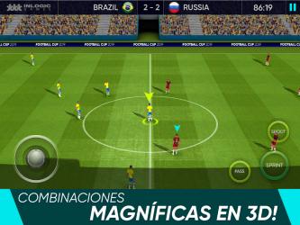 Imágen 12 de Football Cup 2020: Juegos de Futbol para android