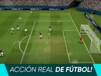 Captura 4 de Football Cup 2020: Juegos de Futbol para android