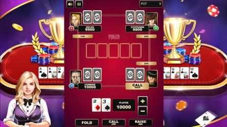 Screenshot 2 de Texas Holdem Poker 3D para windows
