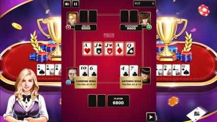 Screenshot 3 de Texas Holdem Poker 3D para windows