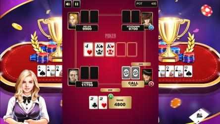 Screenshot 4 de Texas Holdem Poker 3D para windows