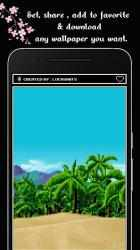 Screenshot 4 de Pixelwave Wallpapers 🌊(Live Walls & Pixel Editor) para android