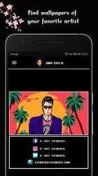Captura de Pantalla 8 de Pixelwave Wallpapers 🌊(Live Walls & Pixel Editor) para android