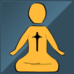 Captura 1 de Jesus Words Meditation para android