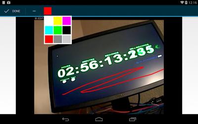 Captura de Pantalla 4 de Canvas para android