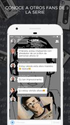 Captura de Pantalla 3 de Trece Razones Amino para android