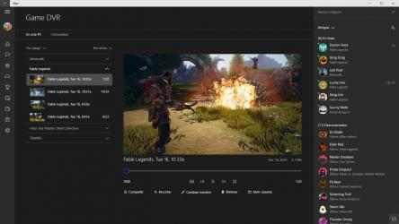 Captura 3 de Compañero de la consola Xbox - beta para windows
