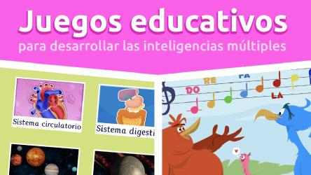 Captura de Pantalla 3 de Smile and Learn: Juegos educativos para niños para windows
