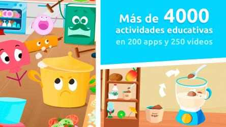 Captura de Pantalla 9 de Smile and Learn: Juegos educativos para niños para windows