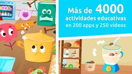 Screenshot 1 de Smile and Learn: Juegos educativos para niños para windows