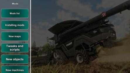 Captura de Pantalla 1 de Farming Simulator 19 Guide App para windows