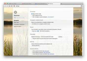 Imágen 4 de Opera para mac