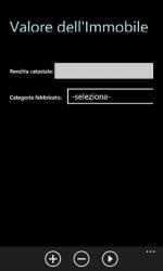 Screenshot 4 de Calcolo del valore di un immobile para windows