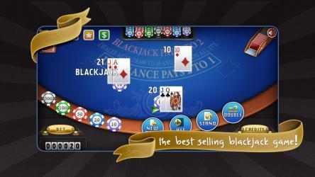 Captura 7 de Blackjack Free! para windows