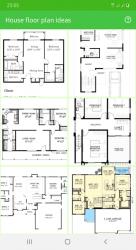 Imágen 3 de Ideas de planos de planta de la casa para android