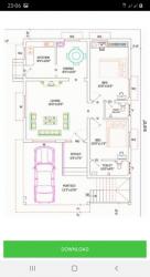 Captura de Pantalla 5 de Ideas de planos de planta de la casa para android