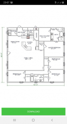 Screenshot 8 de Ideas de planos de planta de la casa para android