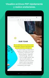 Captura 11 de Adobe Acrobat Reader: consulte, edite y cree PDF para android