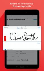 Captura de Pantalla 13 de Adobe Acrobat Reader: consulte, edite y cree PDF para android