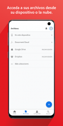 Captura 9 de Adobe Acrobat Reader: consulte, edite y cree PDF para android