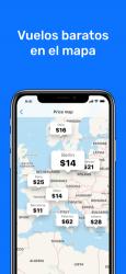 Imágen 2 de Vuelos baratos, hoteles y más para iphone