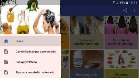 Imágen 10 de Tratamientos para el cabello para android