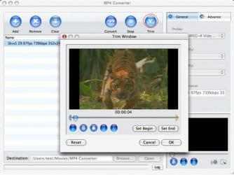 Imágen 3 de Mp4 Converter para mac