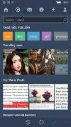 Captura 1 de Ouga - Tumblr App para windows