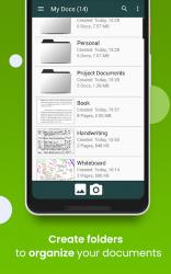 Captura de Pantalla 5 de Clear Scanner: Free PDF Scans para android