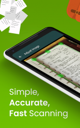 Screenshot 2 de Clear Scanner: Free PDF Scans para android