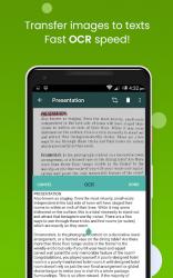 Captura de Pantalla 6 de Clear Scanner: Free PDF Scans para android