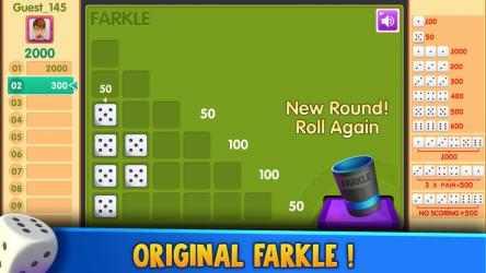 Captura 4 de Farkle Free!! para windows