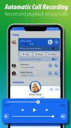 Screenshot 5 de Gratis Llamar llamadas Gratis - CallGate para android