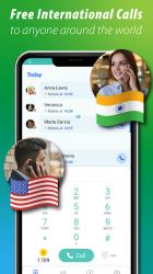 Captura 2 de Gratis Llamar llamadas Gratis - CallGate para android