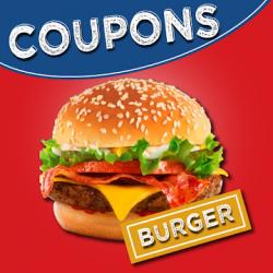 Captura de Pantalla 1 de Cupones para Burger King para android