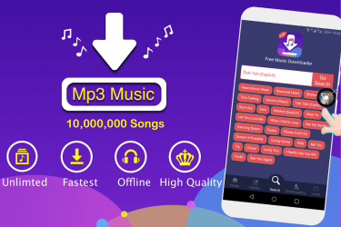 Imágen 2 de Descargar música gratis + Mp3 Music Downloader para android