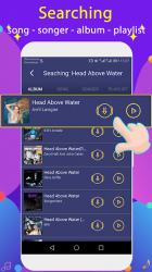 Captura 3 de Descargar música gratis + Mp3 Music Downloader para android