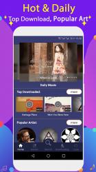 Captura 8 de Descargar música gratis + Mp3 Music Downloader para android