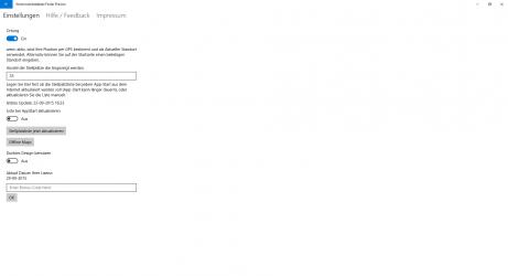 Captura 3 de mobile home pitch spot finder para windows