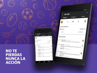 Captura 6 de Yahoo Deportes: Fútbol y más para android