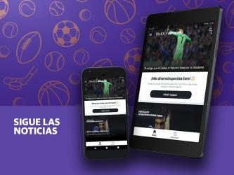 Captura 7 de Yahoo Deportes: Fútbol y más para android