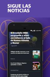 Captura 3 de Yahoo Deportes: Fútbol y más para android
