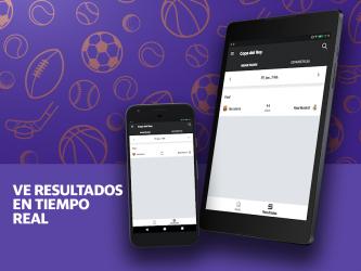 Imágen 5 de Yahoo Deportes: Fútbol y más para android