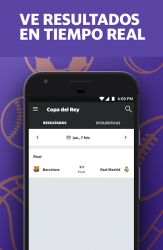 Imágen 2 de Yahoo Deportes: Fútbol y más para android