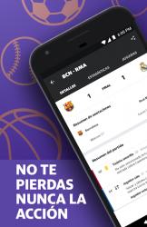 Screenshot 4 de Yahoo Deportes: Fútbol y más para android
