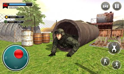 Screenshot 4 de campo de entrenamiento del ejército de los para android