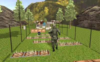 Captura de Pantalla 13 de campo de entrenamiento del ejército de los para android