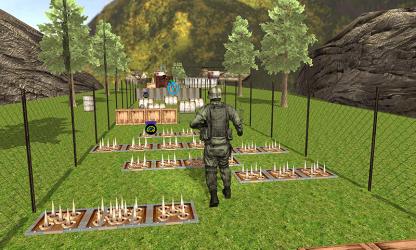 Captura de Pantalla 7 de campo de entrenamiento del ejército de los para android